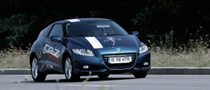 Honda CR-Z Gasoline, Type R Under Consideration