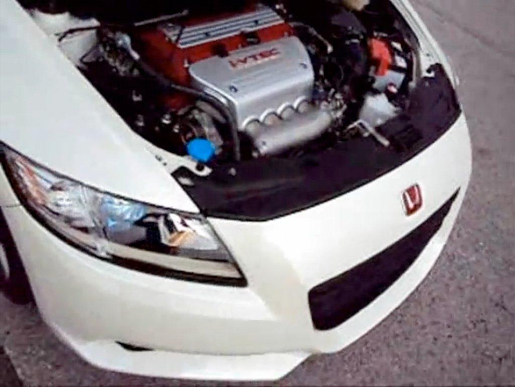 K20 Ed Honda Cr Z