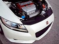K20-powered Honda CR-Z