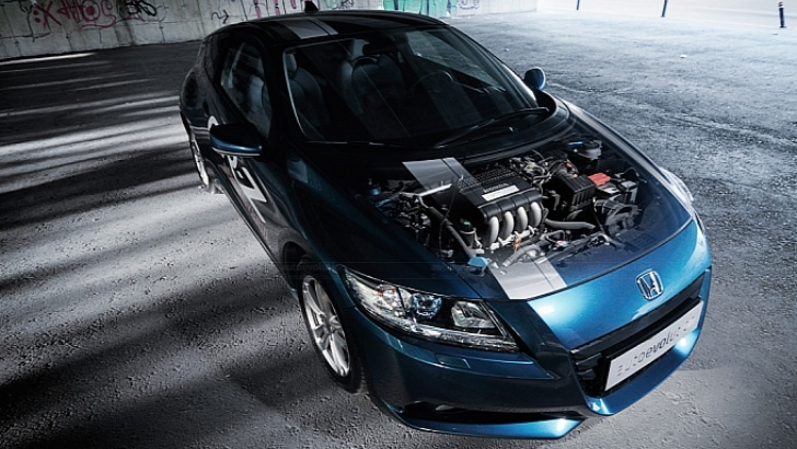Honda CR-Z Gets Supercharger Kit from Jackson Racing