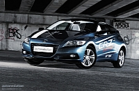 Honda CR-Z to be equipped with BorgWarner EFR turbos