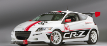 Honda CR-Z Hybrid Racer Coming to Le Mans... Sort of