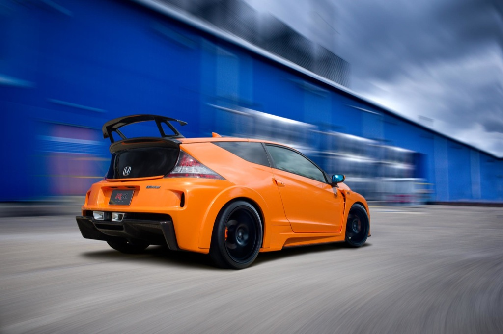 Honda Cr Z Mugen Rr Will Not Reach Production Autoevolution