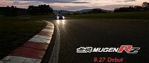 Honda CR-Z Mugen RZ Teaser Released