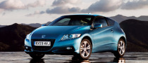 Honda CR-Z Sport Hybrid to Debut at E3 2010