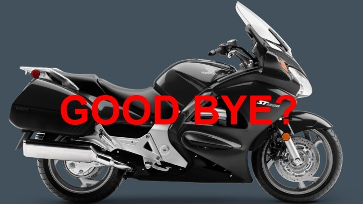 CTX1300-Based Sport Tourer Rumored to Replace the ST1300 Pan European
