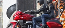 Honda CTX1300 Spied, Shows Massive F6B DNA