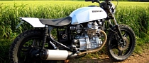 Honda CX400 Well Taken Care Of