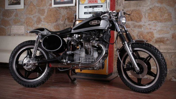 Honda CX500 Testardo is a Stubborn Wonder [Photo Gallery]