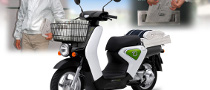 Honda Debuts EV-neo Electric Scooter Prototype