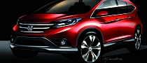 Honda Details European 2012 CR-V [Photo Gallery] [Video]