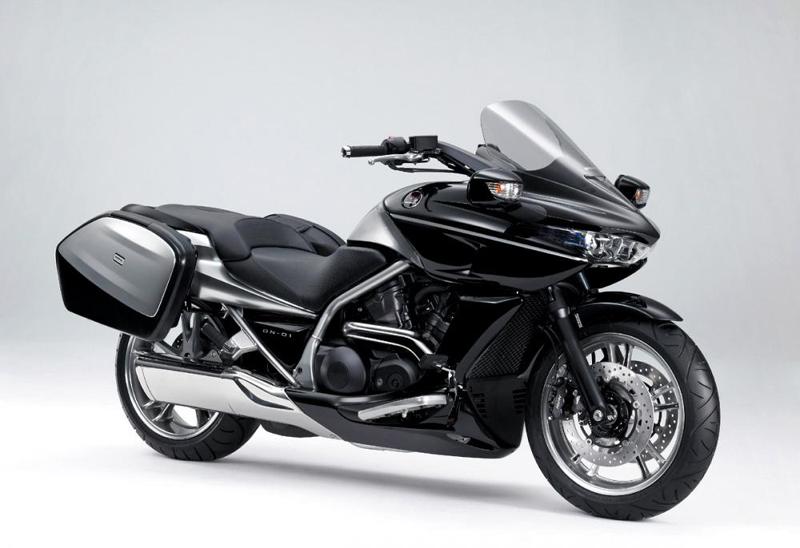 Honda St1300 2018 >> Honda Details Motorcycle Lineup for Tokyo - autoevolution