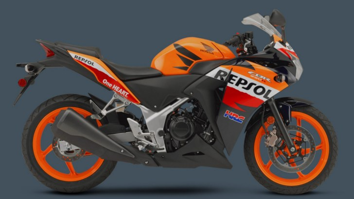 Honda Drops Age Restrictions for CBR250R Racing Series