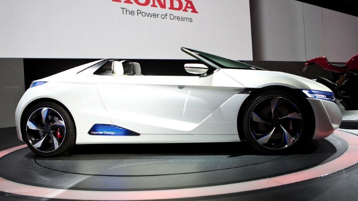 Honda EV-STER Will See Production