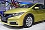 Honda Expects to Double Civic Sales With New Model