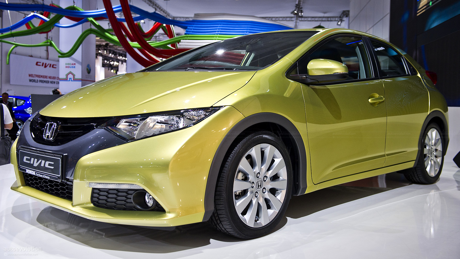 2012 Honda Civic In Frankfurt