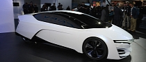 New Honda Fuel-Cell Vehicle Coming in 2015, Previewed by FCEV Concept in LA [Live Photos]