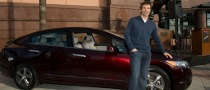 Honda FCX Clarity Delivered to Scott Niedermayer