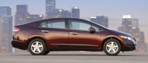 Honda FCX Clarity Receives 2009 Grove Medal