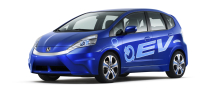 Honda Fit EV Concept Unveiled at the 2010 LA Auto Show