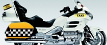 Honda France Says the Gold Wing Is Not a Taxi Bike