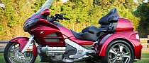 Honda Gold Wing GL1800 Motor Trike Kit Available [Photo Gallery]