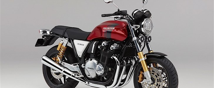 honda introduces new cb1100rs and updated cb1100ex for 2017 autoevolution. Black Bedroom Furniture Sets. Home Design Ideas