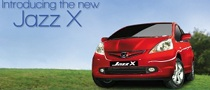 Honda Introduces Jazz X