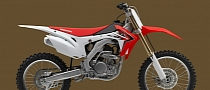 Honda Introduces the 2014 CRF250R