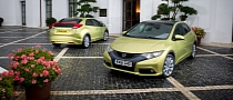 Honda Inviting Customers to 2012 Civic Preview in UK