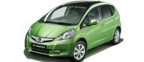 Honda Jazz Hybrid to Debut in Paris