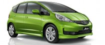 Honda Jazz Receives Five-Star ANCAP Rating