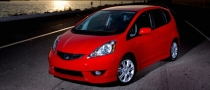 Honda Jazz Sells Half a Million in Europe