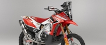 Honda Launches Dakar Assault with the New CRF 450 Rally [Photo Gallery]