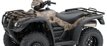 Honda Launches Four 2011 ATV Models