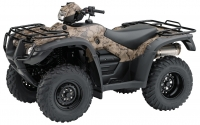 2011 Honda FourTrax Foreman 4x4 ES with EPS
