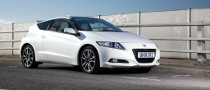 Honda Launches New CR-Z Hybrid TV Advert