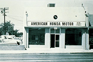 High Quality Fifty Years Ago From Yesterday, American Honda Motor Co. Was Establishing  In A Small Los Angeles Storefront. Since Then, From The Fuel Efficient Honda  50 ...