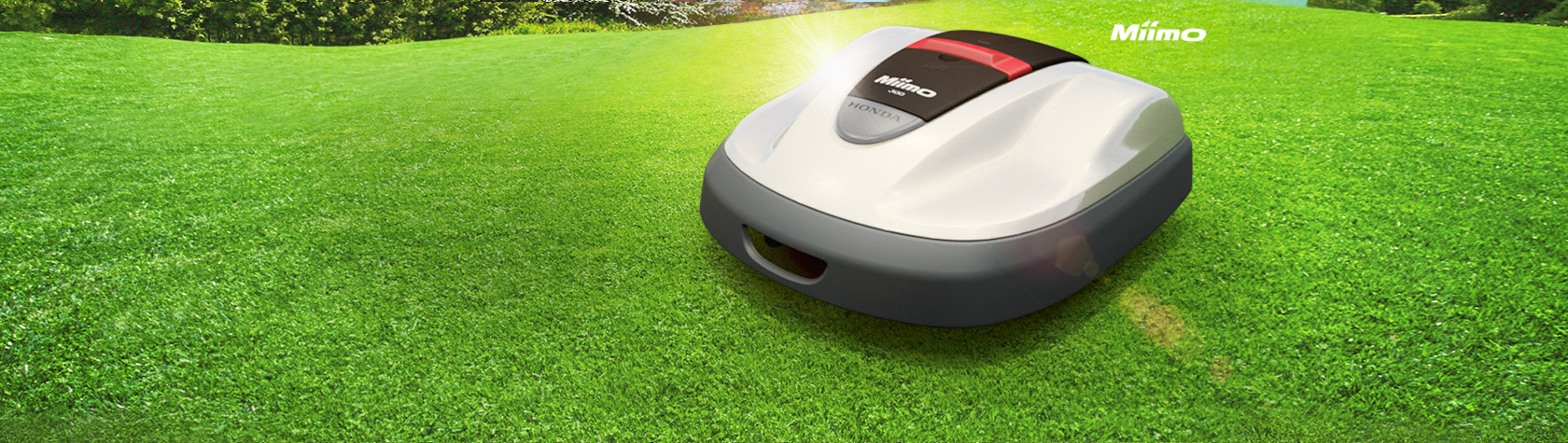 Honda Miimo The Robot Lawn Mower That Does Everything
