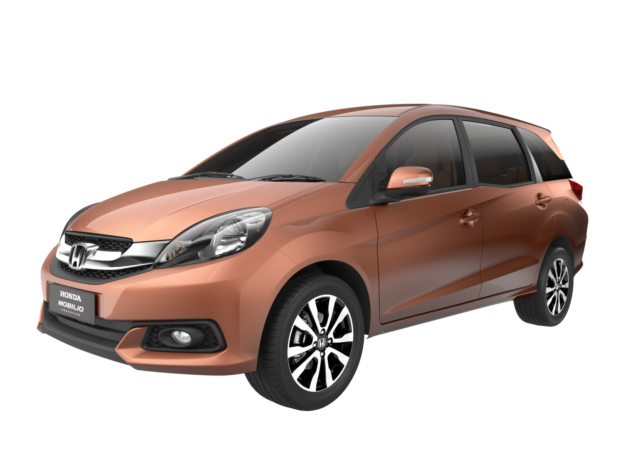 honda mobilio mpv ing to india autoevolution