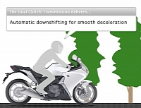 Dual Clutch Transmission deceleration