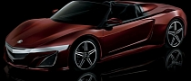 Honda NSX Roadster Reportedly Confirmed