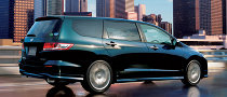 Honda Odyssey, Drive Car of the Year Best People Mover
