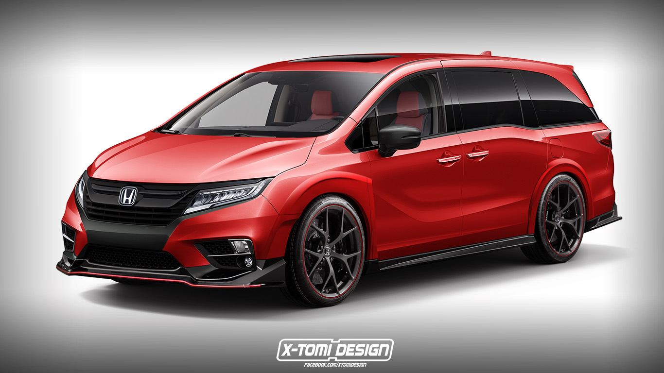 2020 Odyssey Review.2020 Honda Odyssey Type R Real Review For Car