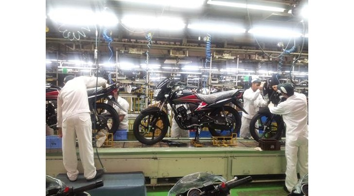 Honda Opens New Plant in India, Reaches 4.6 Mil Units per Year