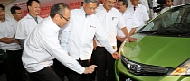 Honda Opens New Production Line in Malaysia