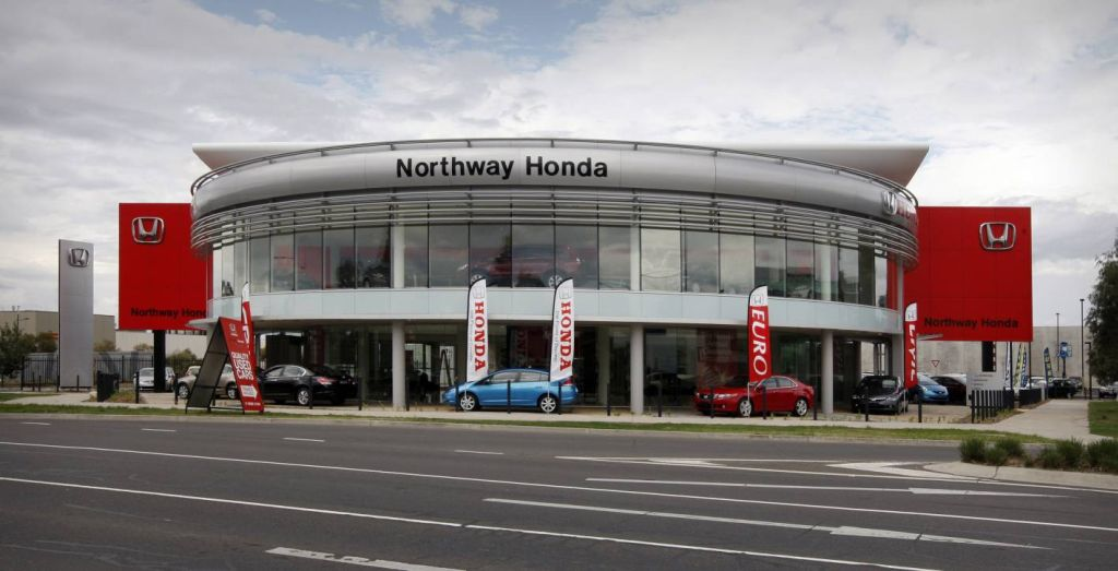 Honda opens state of the art dealership in australia for Honda dealer cleveland