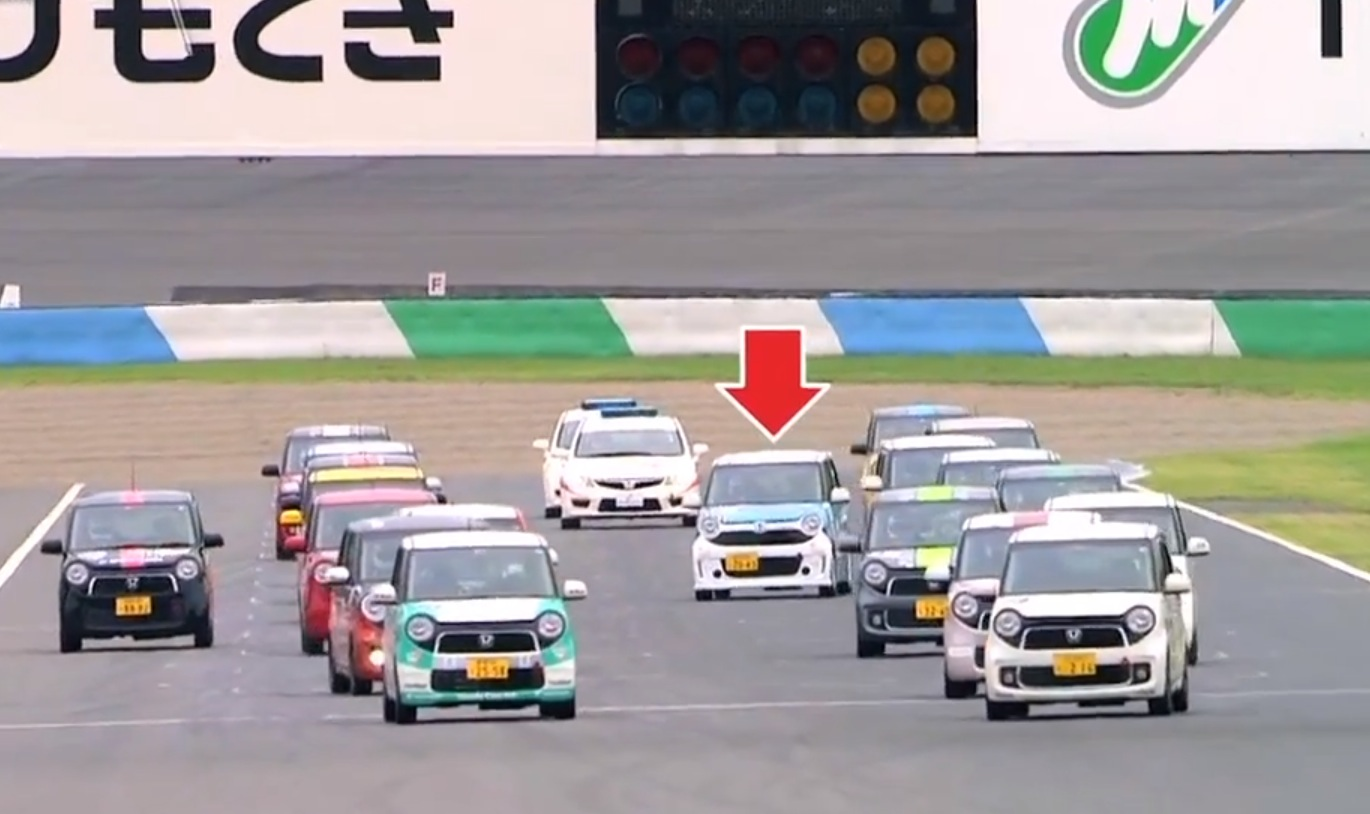Honda Organizes Kei Car Races in Japan and It's Very Funny ...
