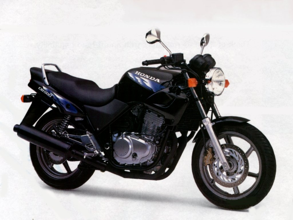 Honda Parallel Twin 500cc Bike Rumored For 2013