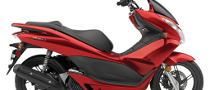Honda PCX Scooter Gets Visteon Instrument Cluster